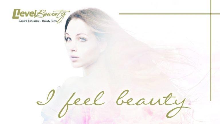 campagna comunicazione integrata Level Beauty