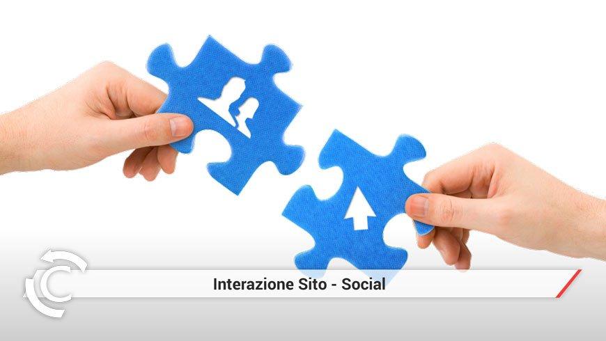 sito social media digital strategy