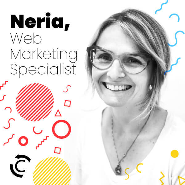 web marketing specialist per cabiria web agency a parma