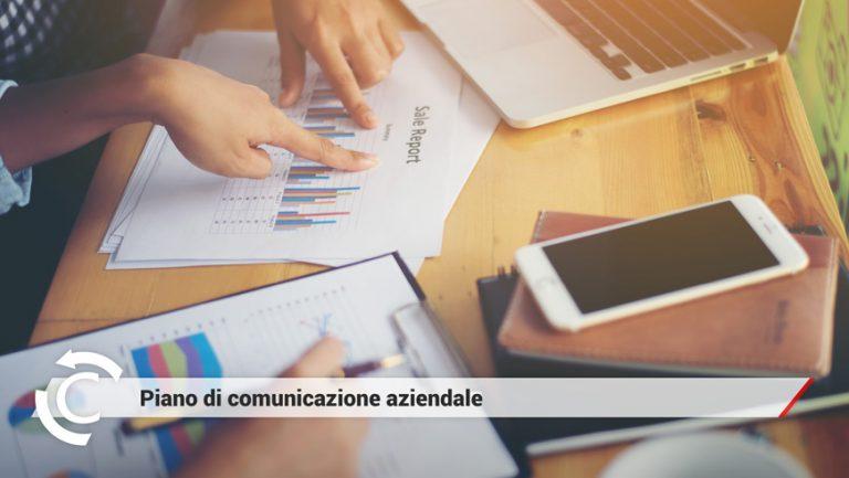 Piano comunicazione aziendale