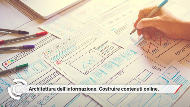 architettura Informazione fb
