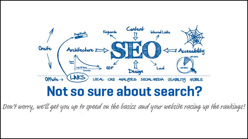 schema degli elementi per un sito web performante
