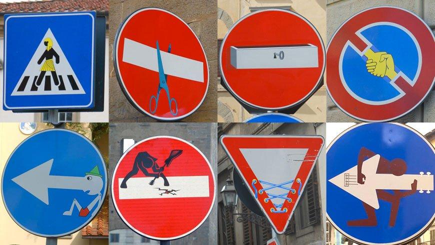 street art clet