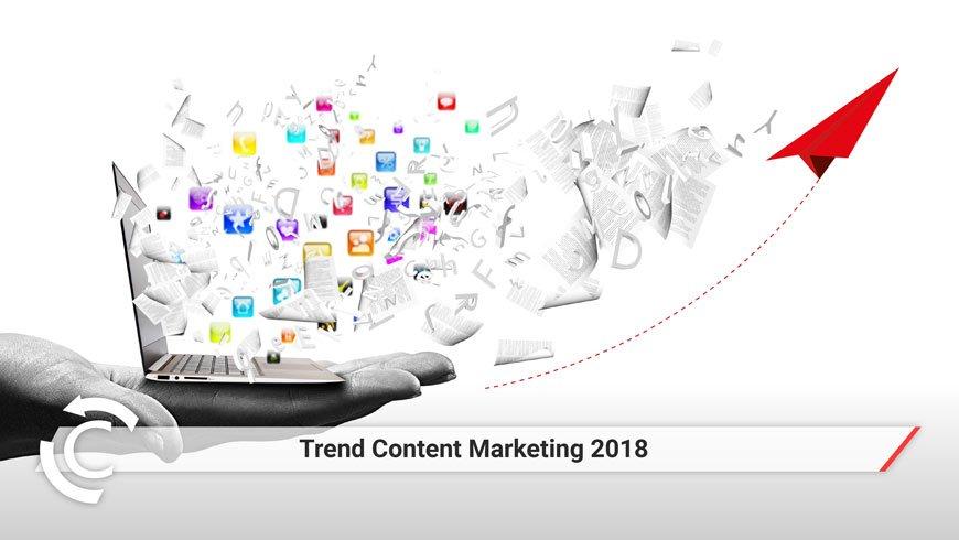 Prospettive del Content Marketing 2018