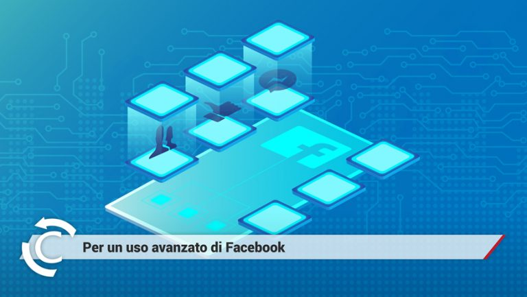 facebook uso avanzato