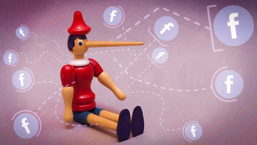Le fake news su Facebook