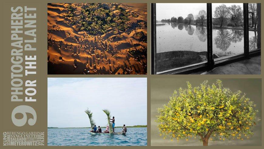 9 fotografi mostra fotografica