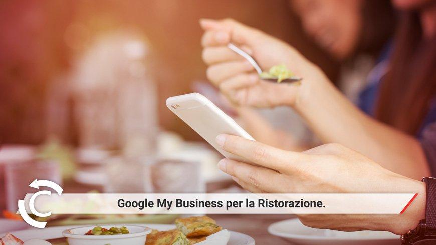 google my business per ristoranti