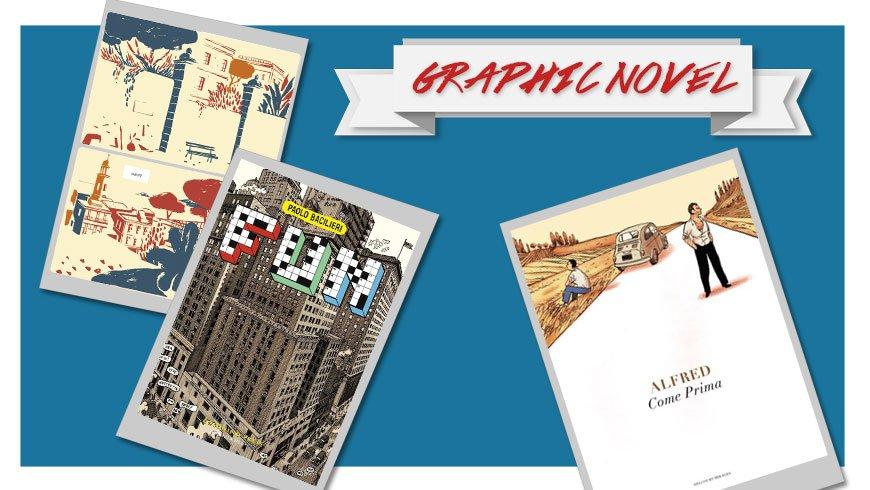 comunicazione visiva graphic novel