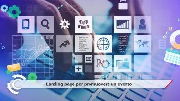 Esempi Landing Page per Eventi