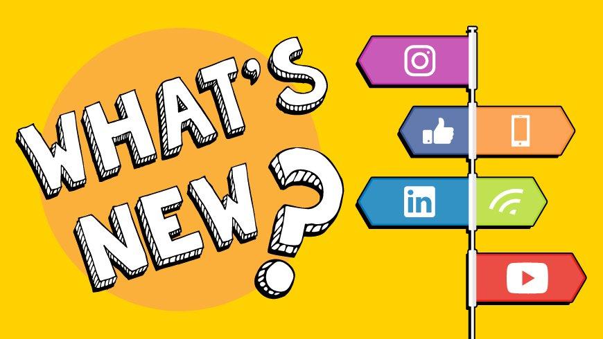 Ultime novità sui social network
