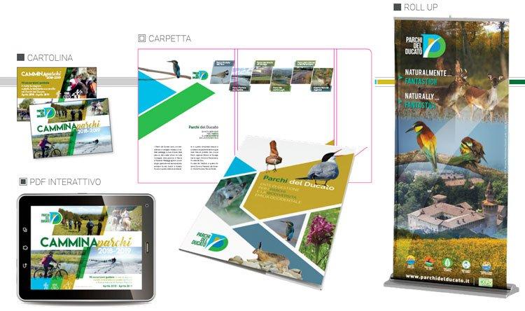 parchi del ducato pubblicita e comunicazione advertising agency parma