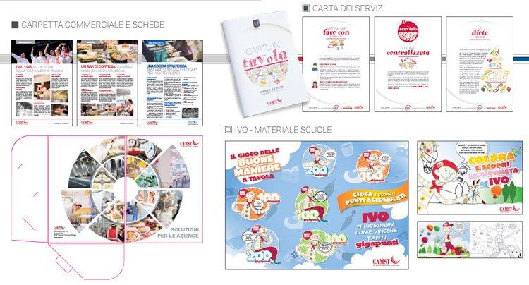 pubblicita e comunicazione camst advertising agency parma