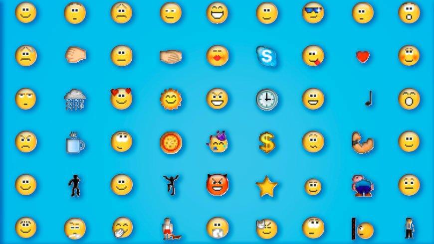emoticon nascoste skype