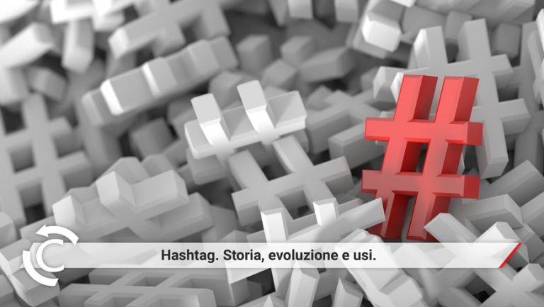 a cosa serve hashtag