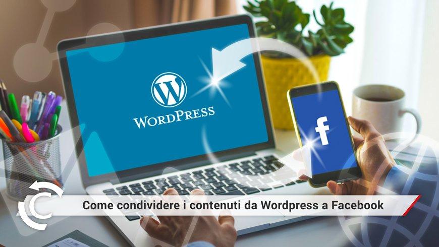 da wordpress a Facebook